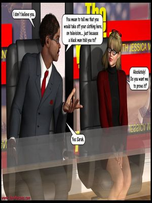3D Porn Comics John Persons- Exclusive Interview Porn Comic 61