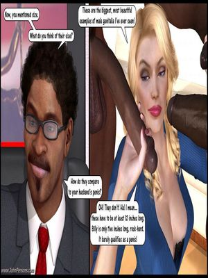 3D Porn Comics John Persons- Exclusive Interview Porn Comic 68