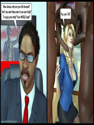 3D Porn Comics John Persons- Exclusive Interview Porn Comic 70