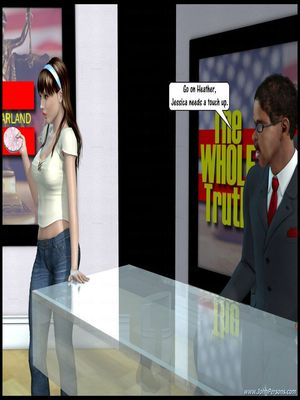 3D Porn Comics John Persons- Exclusive Interview Porn Comic 75