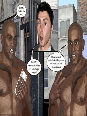 Interracial Comics John Persons- Miguel Trevino- Milin's Southside Adventure Porn Comic 04