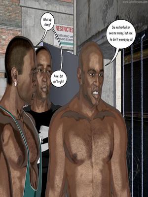 John Persons- Miguel Trevino- Milin's Southside Adventure free Porn Comic sex 05