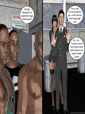 Interracial Comics John Persons- Miguel Trevino- Milin's Southside Adventure Porn Comic 06