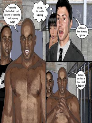 Interracial Comics John Persons- Miguel Trevino- Milin's Southside Adventure Porn Comic 07