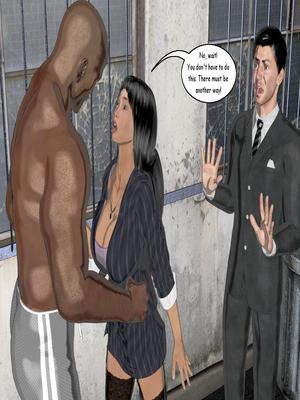 Interracial Comics John Persons- Miguel Trevino- Milin's Southside Adventure Porn Comic 08