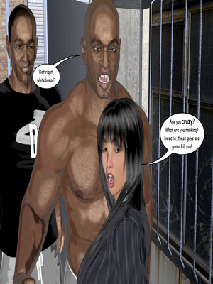 John Persons- Miguel Trevino- Milin's Southside Adventure free Porn Comic sex 11
