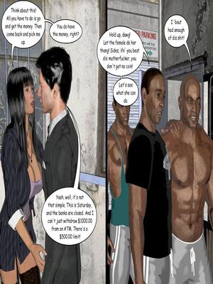 Interracial Comics John Persons- Miguel Trevino- Milin's Southside Adventure Porn Comic 12