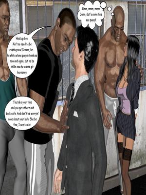 Interracial Comics John Persons- Miguel Trevino- Milin's Southside Adventure Porn Comic 15