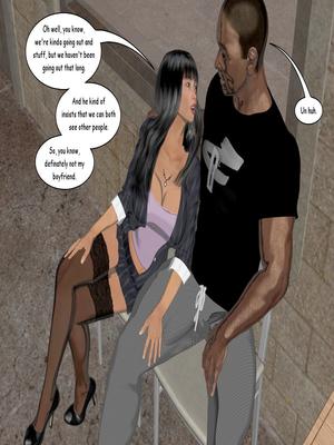Interracial Comics John Persons- Miguel Trevino- Milin's Southside Adventure Porn Comic 19