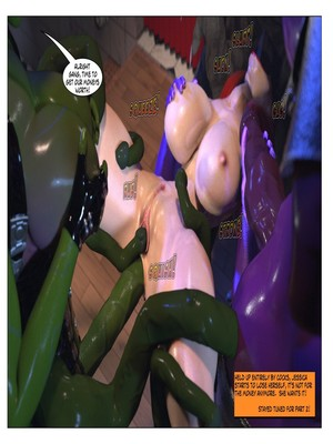 Joos3Dart- Down the Rabbit Hole free Porn Comic