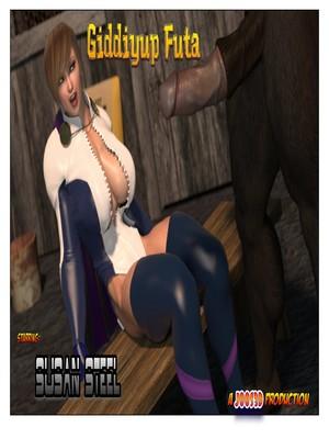 Porn Comics - Joos3dart- Giddiyup Futa free Porn Comic
