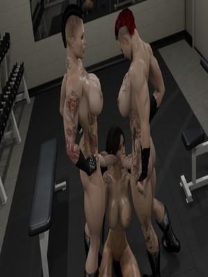 Joos3DArt- Workout free Porn Comic sex 12