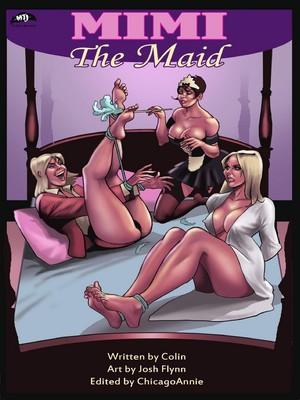 Porn Comics - Josh Flynn- Mimi the Maid free Porn Comic
