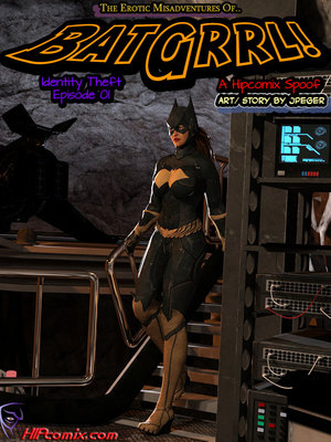 Batgirl porno hentai