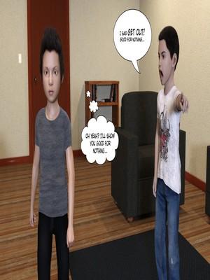 3D Porn Comics KakiharaD- Game Over Porn Comic 06