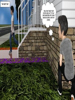 3D Porn Comics KakiharaD- Game Over Porn Comic 07