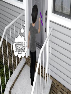 3D Porn Comics KakiharaD- Game Over Porn Comic 08