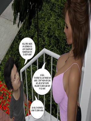3D Porn Comics KakiharaD- Game Over Porn Comic 09