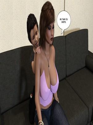 3D Porn Comics KakiharaD- Game Over Porn Comic 12
