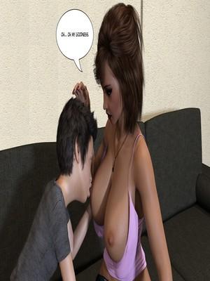 3D Porn Comics KakiharaD- Game Over Porn Comic 16
