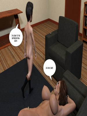 3D Porn Comics KakiharaD- Game Over Porn Comic 44