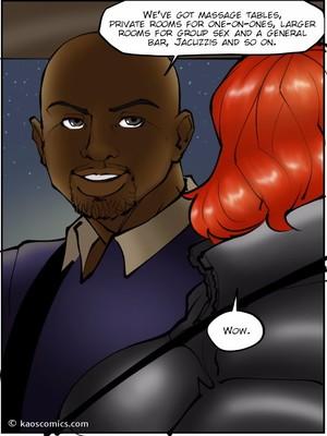 Interracial : Kaos- Annabelleu2019s New Life 2 Porn Comic sex 08