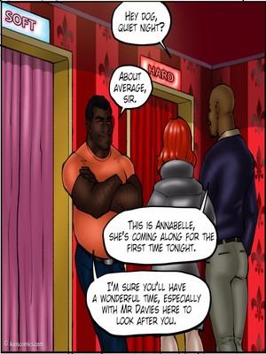 Interracial : Kaos- Annabelleu2019s New Life 2 Porn Comic sex 10