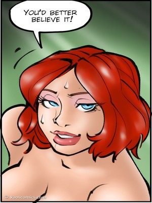 Interracial : Kaos- Annabelleu2019s New Life 2 Porn Comic sex 51