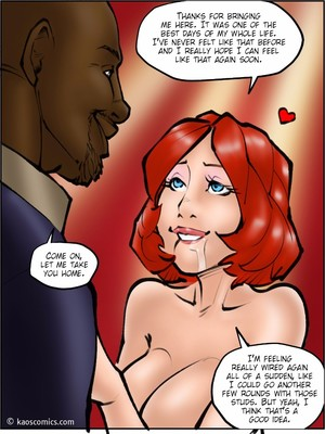 Interracial Comics Kaos- Annabelleu2019s New Life 2 Porn Comic 56