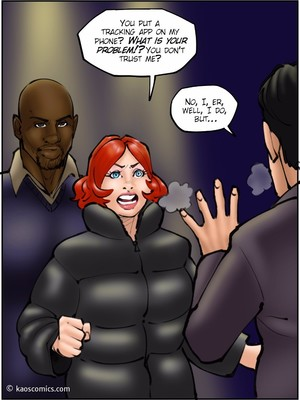 Interracial : Kaos- Annabelleu2019s New Life 2 Porn Comic sex 60