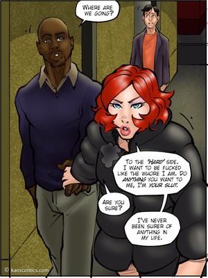 Interracial : Kaos- Annabelleu2019s New Life 2 Porn Comic sex 63