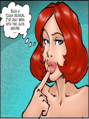 Interracial : Kaos- Annabelleu2019s New Life 2 Porn Comic sex 72