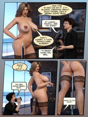 3D Porn Comics Keeper- Little Helper [3D] Porn Comic 02