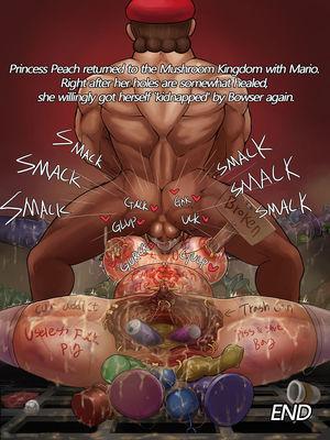 Adult Comics Kingbang- Princess Bitch Porn Comic 09