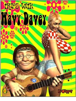 Porn Comics - Kow tipper- Trips with Wavy Davey free Porn Comic