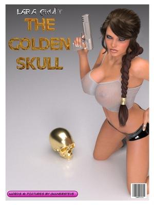 Porn Comics - Lara Croft- The Golden Skull free Porn Comic