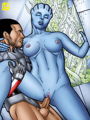 Porn Comics - Leandro- Liara and Shepard free Porn Comic