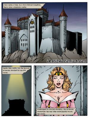 Porn Comics - Leandro- Sleeping Beauty free Porn Comic