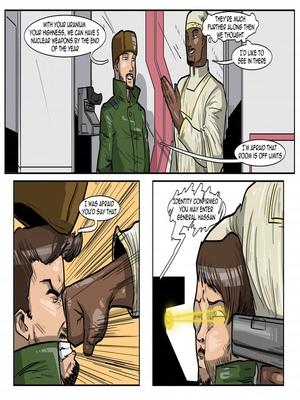 Interracial Comics License to Fuck- John Persons Porn Comic 22