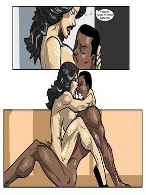 Interracial : License to Fuck- John Persons Porn Comic sex 41