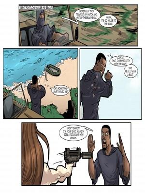 Interracial Comics License to Fuck- John Persons Porn Comic 48