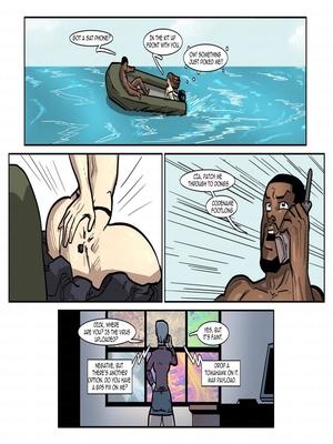 Interracial : License to Fuck- John Persons Porn Comic sex 51