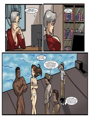 Interracial Comics License to Fuck- John Persons Porn Comic 64