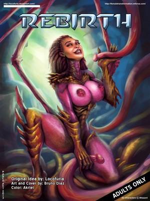 Porn Comics - Locofuria- StarCraft Rebirth free Porn Comic