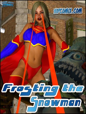 Porn Comics - Lord Snot- Frosting The Snowman free Porn Comic