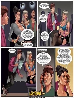 Adult Comics Lustomic – Daniel's Big Break Porn Comic 03
