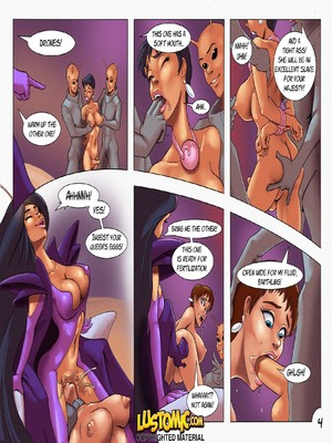 Porncomics Lustomic- Galaxy Trap 3 – Home Boys Porn Comic 04