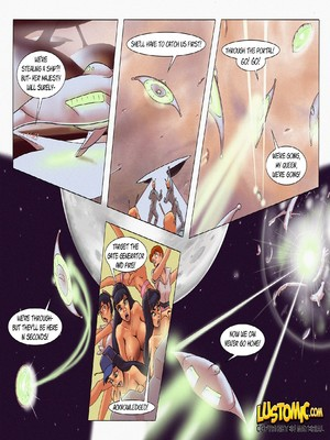 Porncomics Lustomic- Galaxy Trap 3 – Home Boys Porn Comic 19