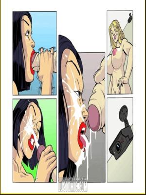 Porncomics Lustomic- Lust Academy Porn Comic 04