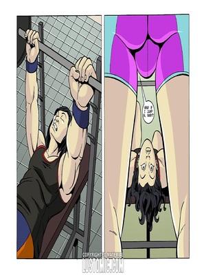 Porncomics Lustomic- Lust Academy Porn Comic 15